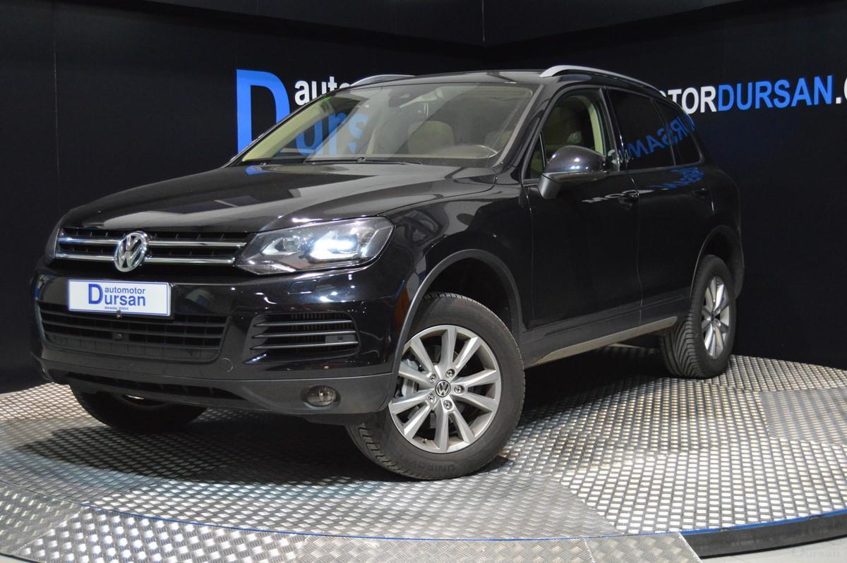 la compra auténtico bajo costo mejor mayorista Volkswagen Touareg Ocasión Madrid Ref:0000004837