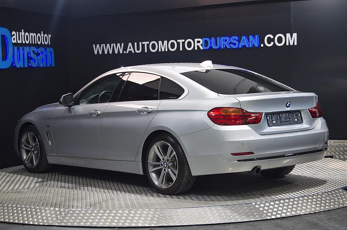 BMW Serie 4 420i Gran Coupe 0000005375