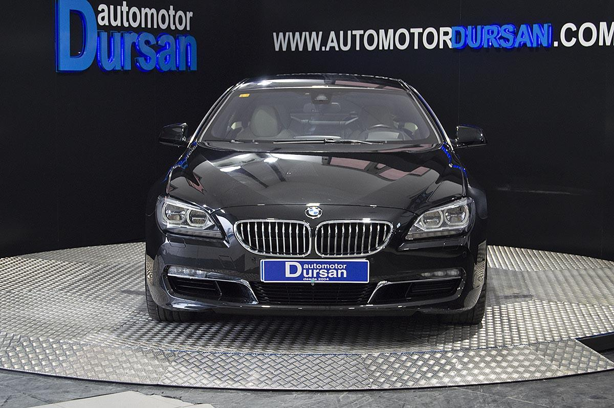BMW Serie 6 650i Gran Coupe 0000005443