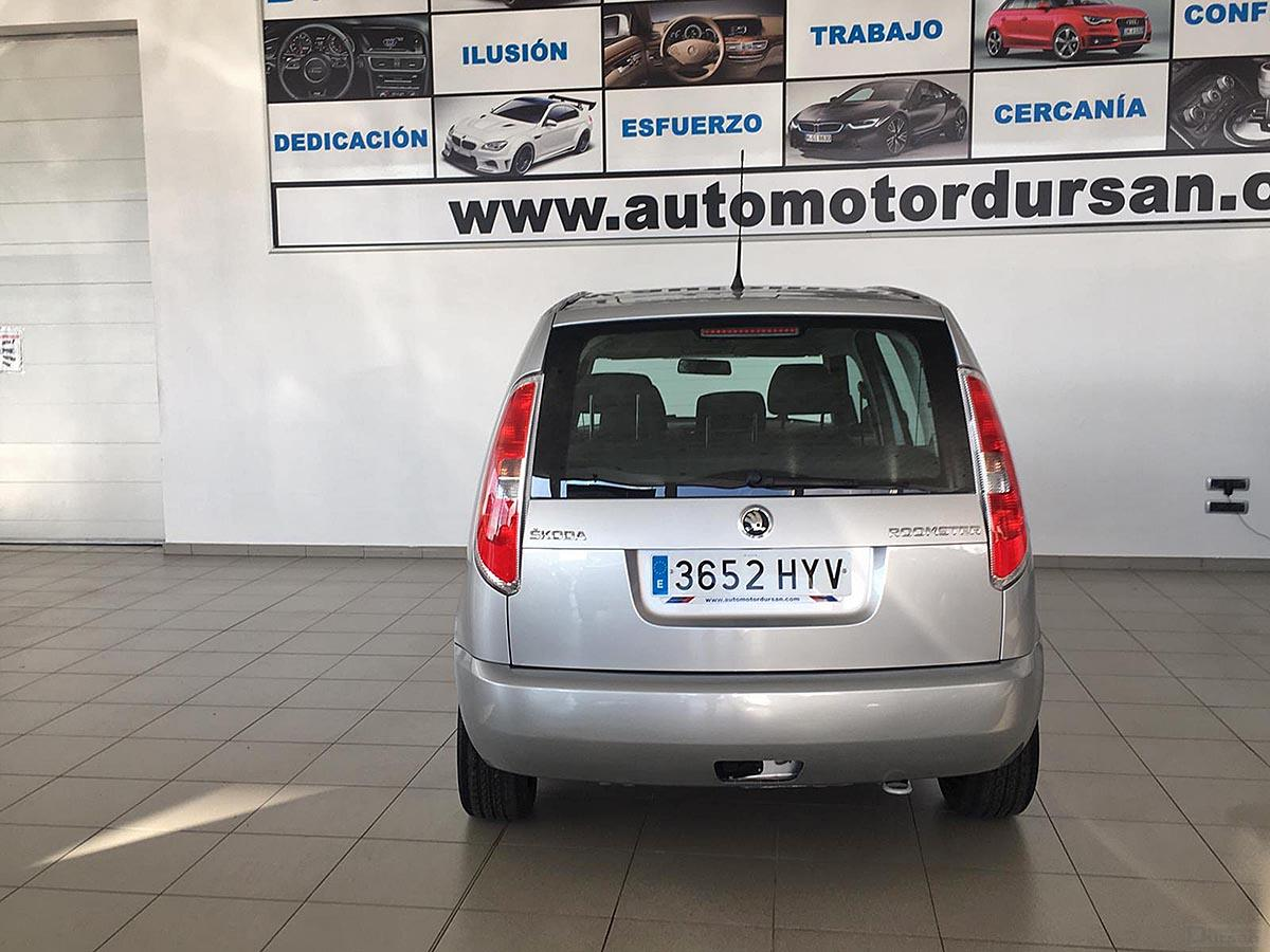 Skoda Roomster 1.6 TDi CR 90cv Ambition 0000005337