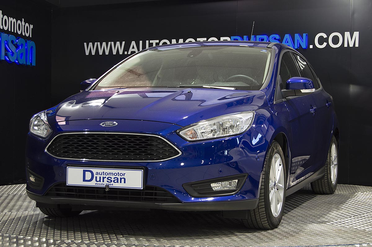 Ford Focus 1.5 Ecoboost A-S-S 150cv Business 0000005644