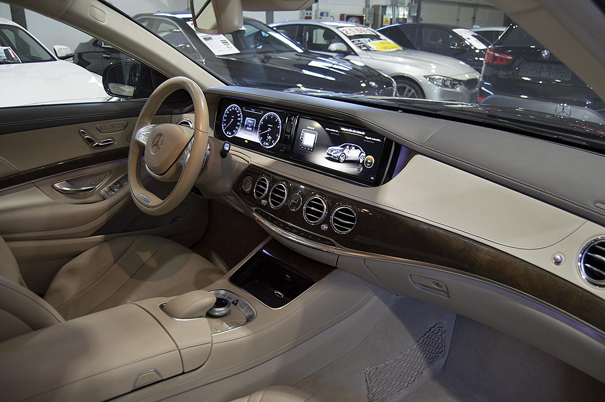Mercedes Clase S 500  0000005652