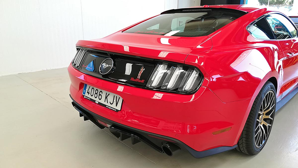 Ford Mustang 2.3 EcoBoost 231kW Mustang Aut. (Fastb.) 0000005793