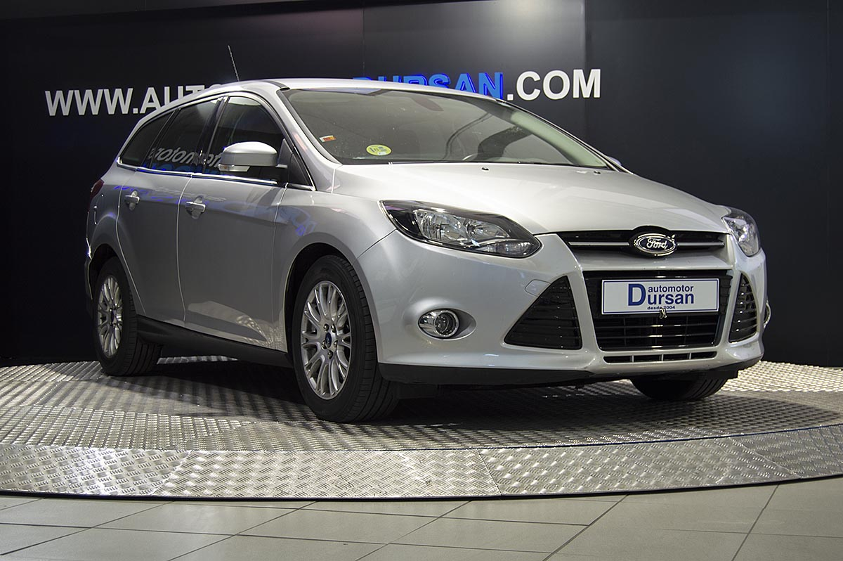 Ford Focus 2.0 TDCi 163cv Titanium Sportbreak 0000005957