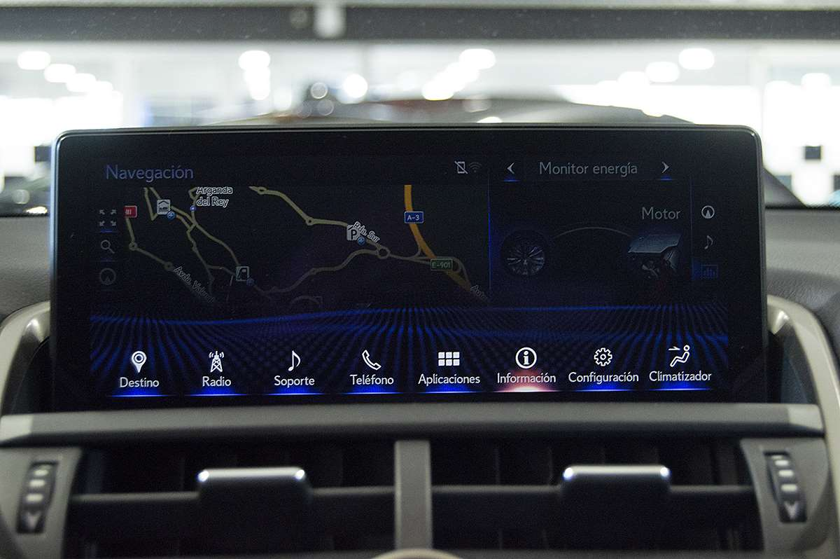 Lexus NX 2.5 300h Business Navigation 2WD 0000006087