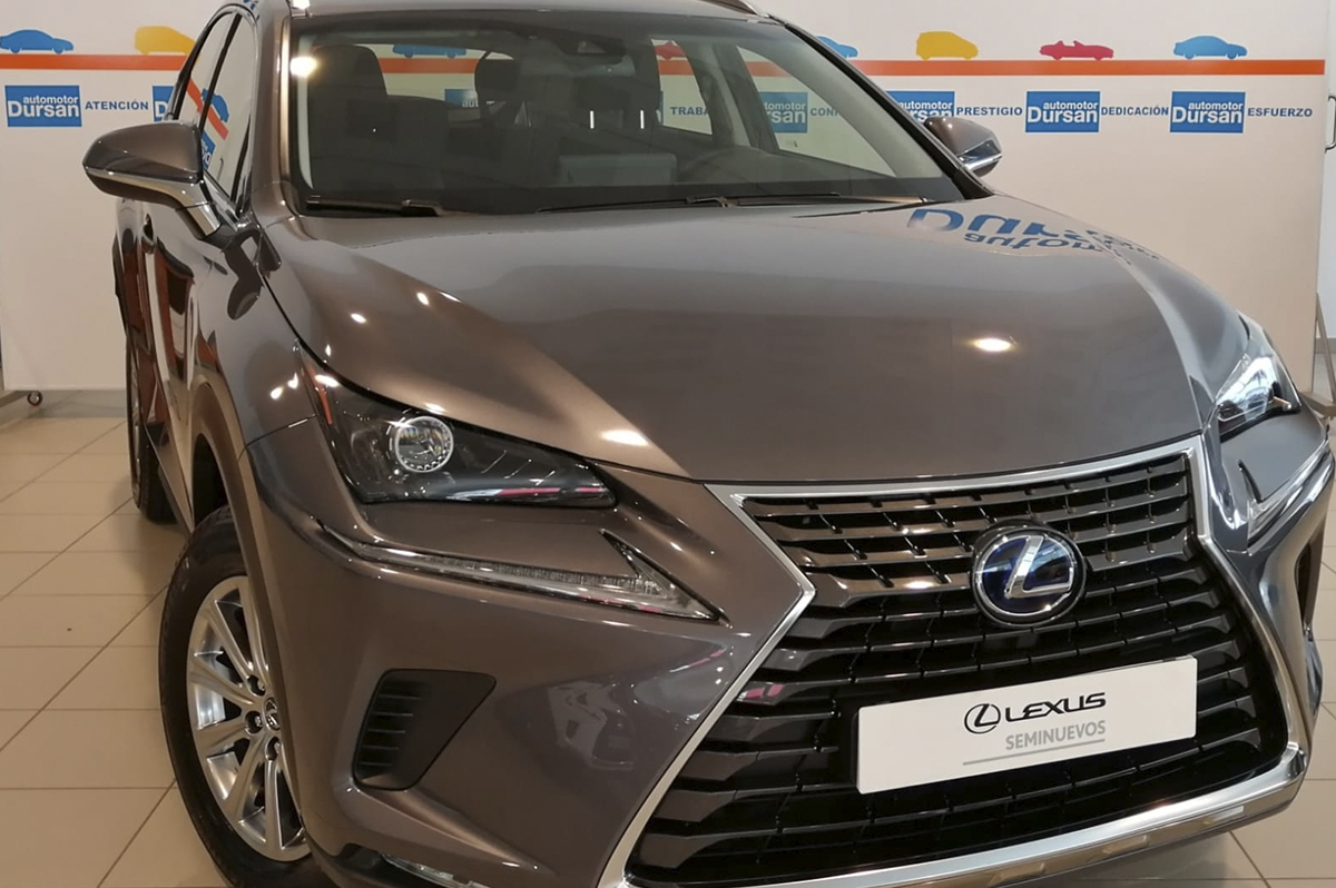 Coches de Segunda Mano Lexus NX 2.5 300h Business Navigation 2WD 0000006105