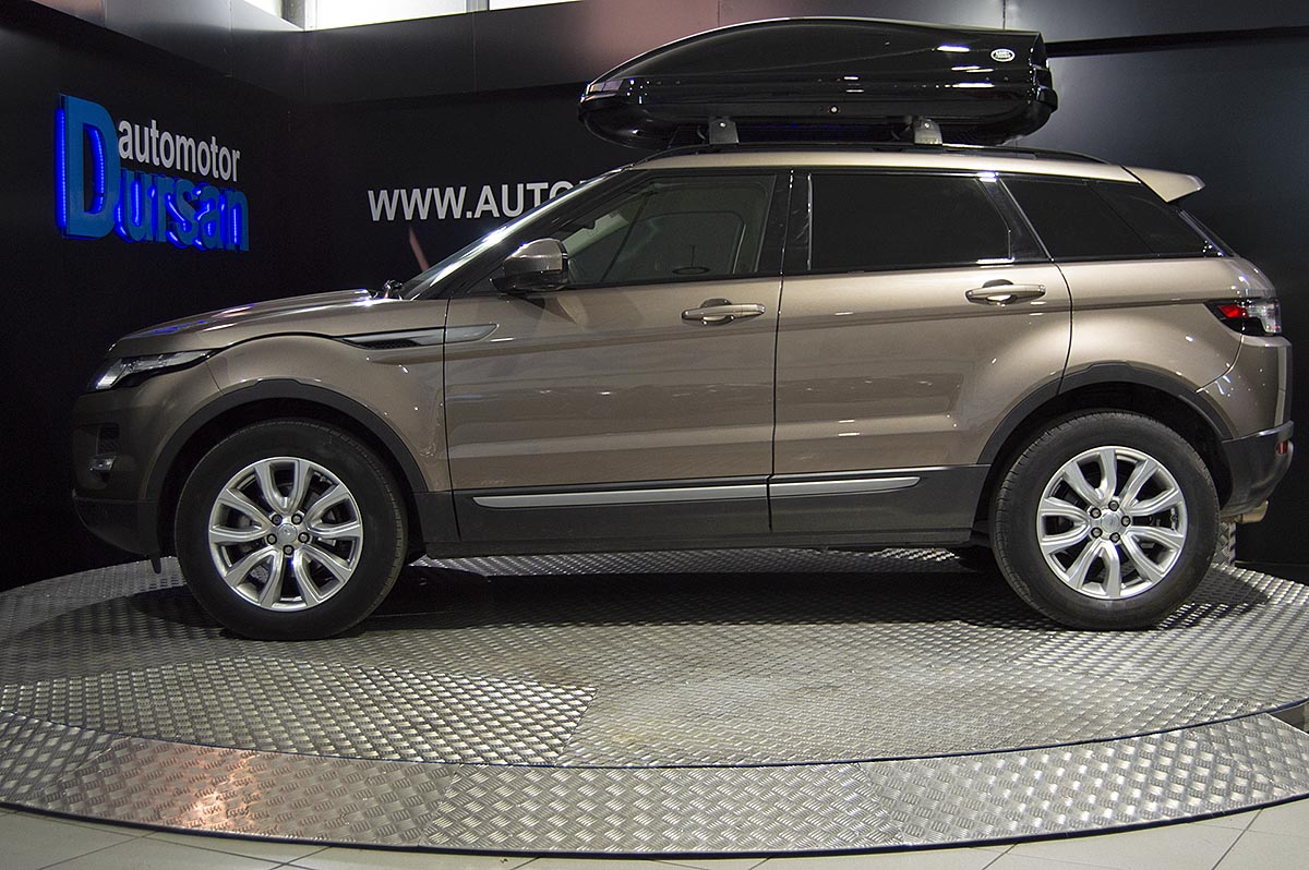 Land Rover Range Rover Evoque 2.2L sD4 Pure Tech 4x4 190CV 0000006020