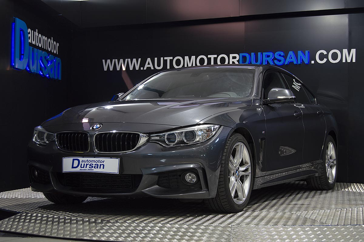 BMW Serie 4 420d Gran Coupe 0000006205