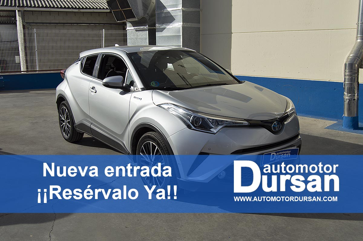 C-HR 125H *ADVANCED*CÁMARA TRASERA*SENSORES PARKING* 0000006295