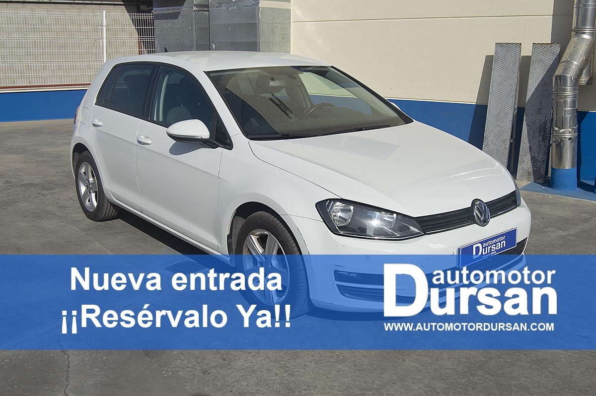 GOLF VII 1.6TDI *ADVANCED*SENSORES DE PARKING* 0000006325