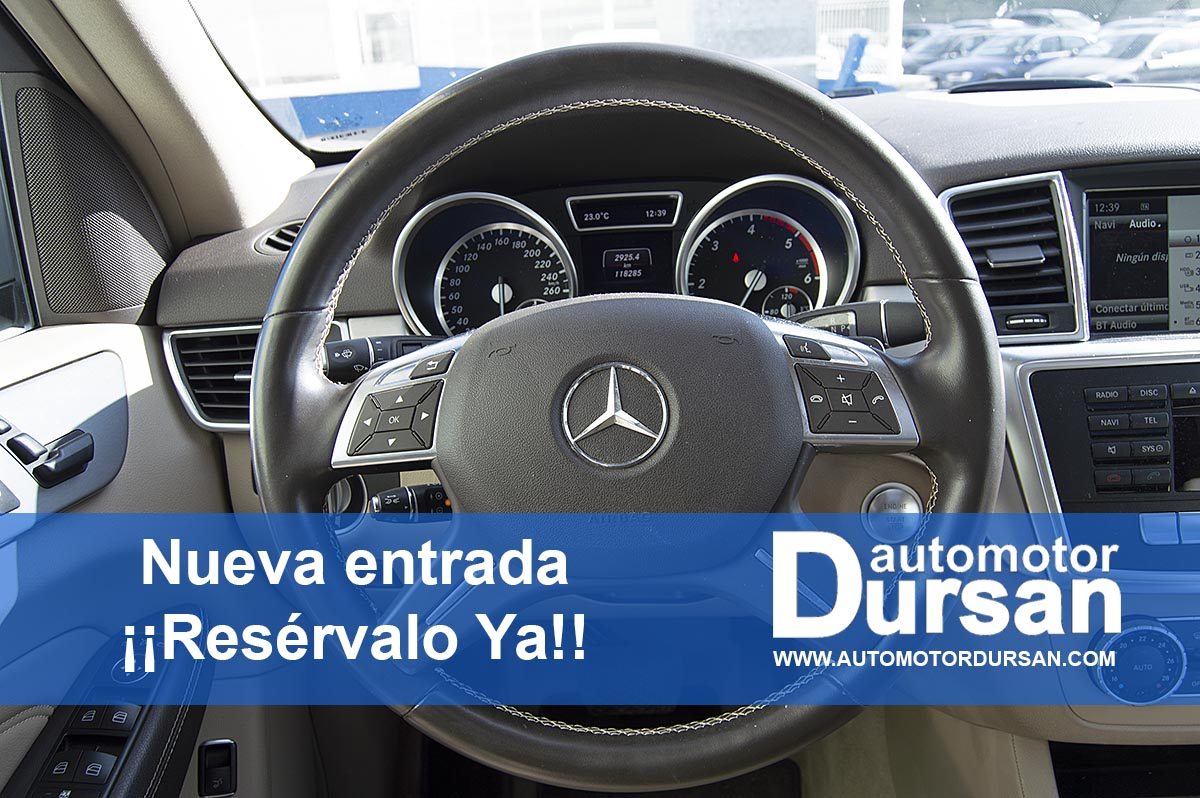 Mercedes Clase M ML 350 BlueTEC 4MATIC 0000006432