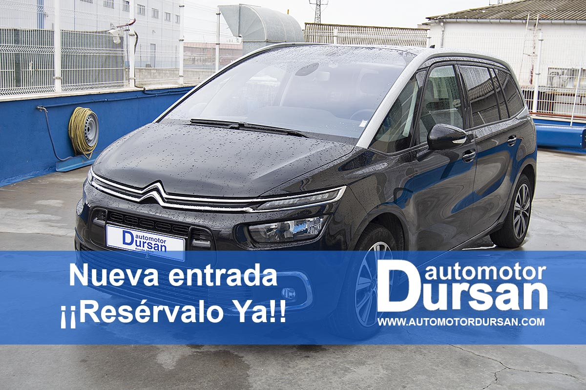 C4 GRAND PICASSO 1.6HDI *NAVEGADOR*7 PLAZAS*SENSORES PARKING* 0000006460