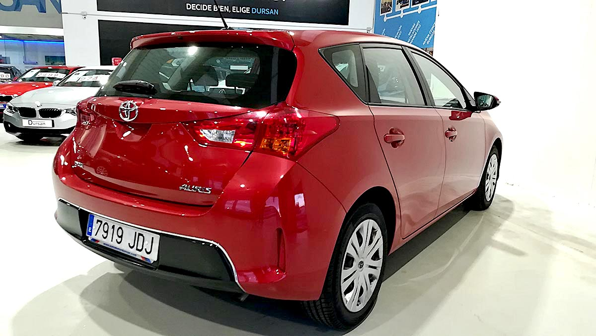 Toyota Auris 90D Active 0000006005