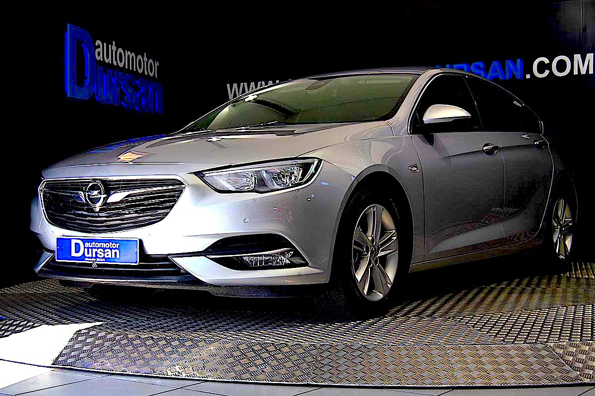 Opel Insignia GS 1.6 CDTi 100kW Turbo D Excellence 0000006229