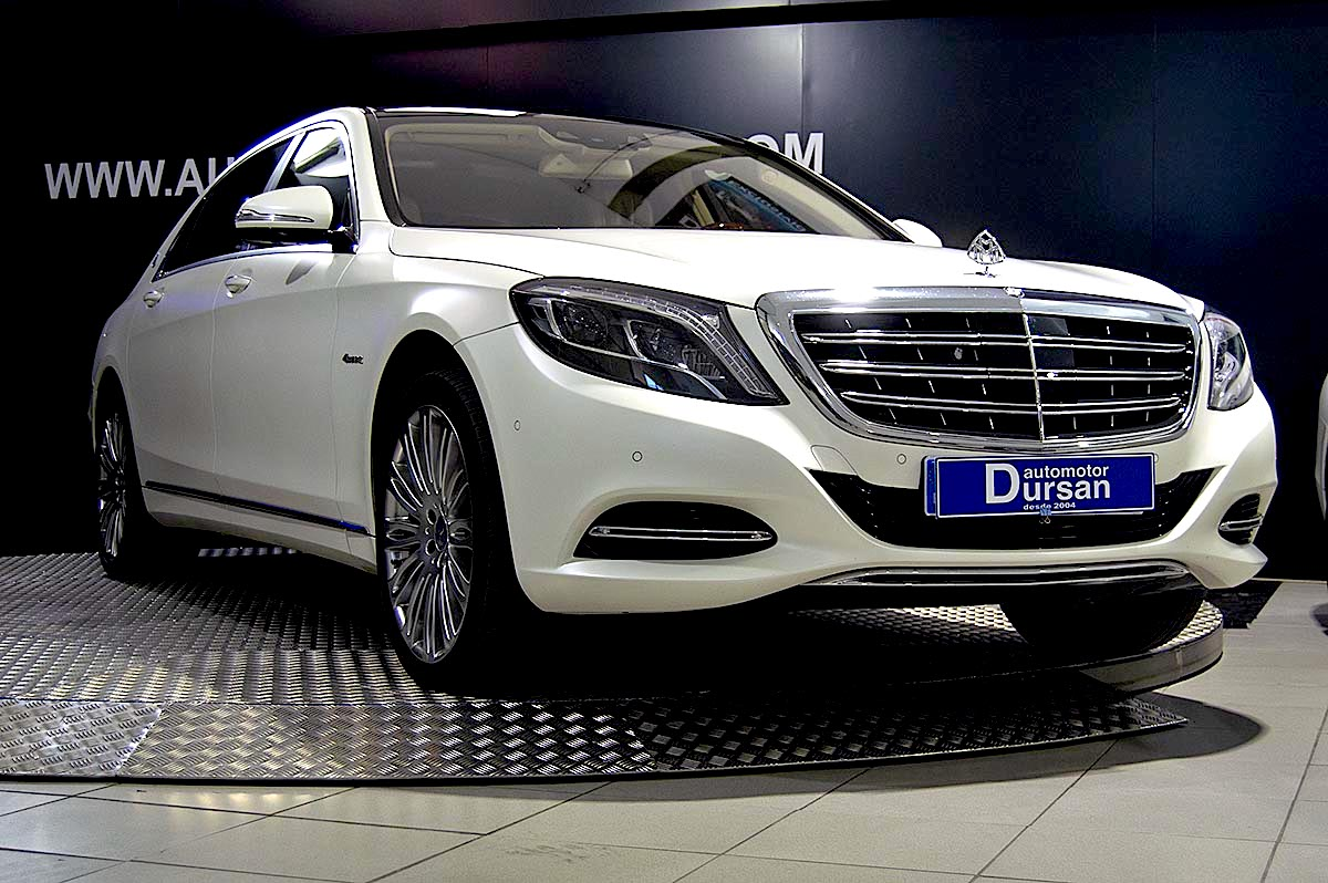 Mercedes Clase S Mercedes-Maybach S 500 4MATIC 0000005873