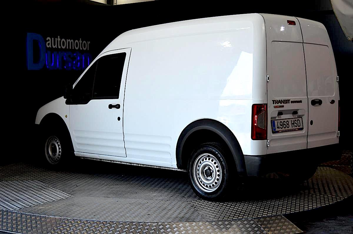 Coches de Segunda Mano Ford Transit Connect Van 1.6 TDCi 95cv Base 200 L1 0000005136