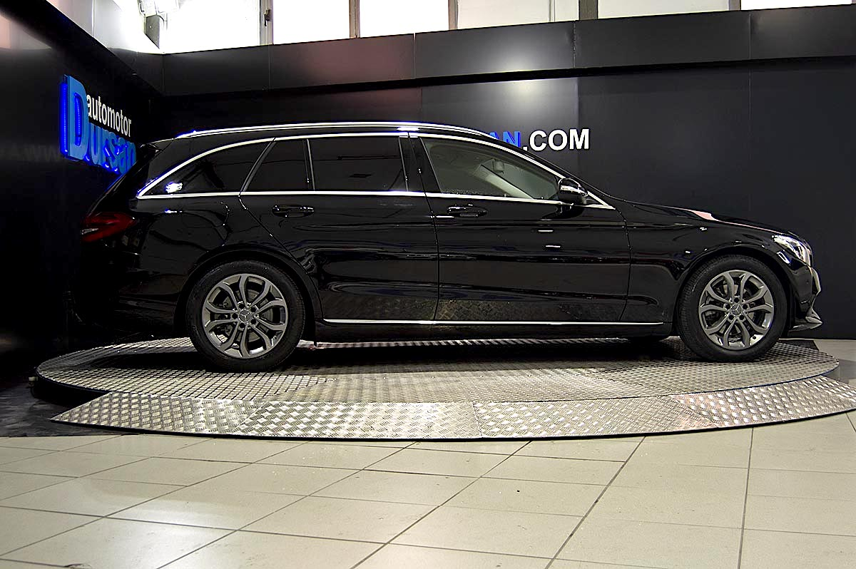 Mercedes Clase C C 220 BlueTEC Avantgarde Estate 0000005942