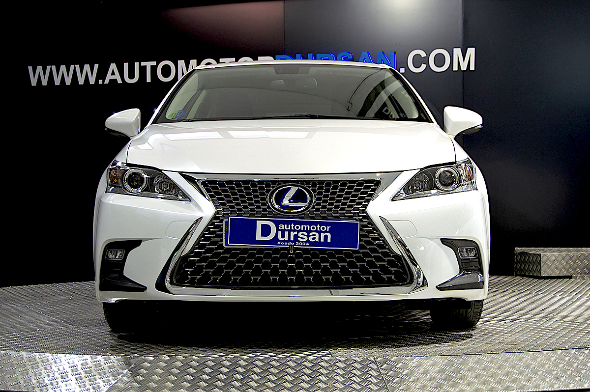 Coches de Segunda Mano Lexus CT 1.8 200h Business 0000004906