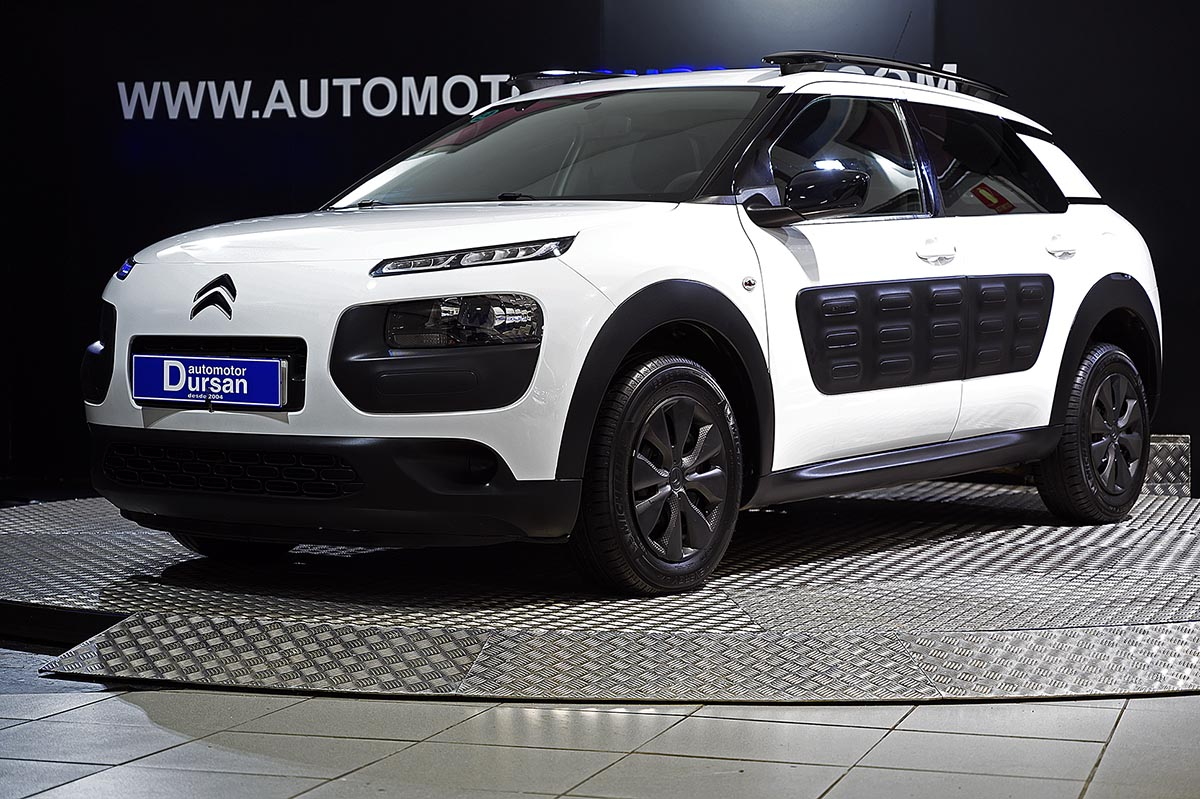 Coches de Segunda Mano Citroën C4 Cactus BlueHDi 100 Airdream Business 0000006354