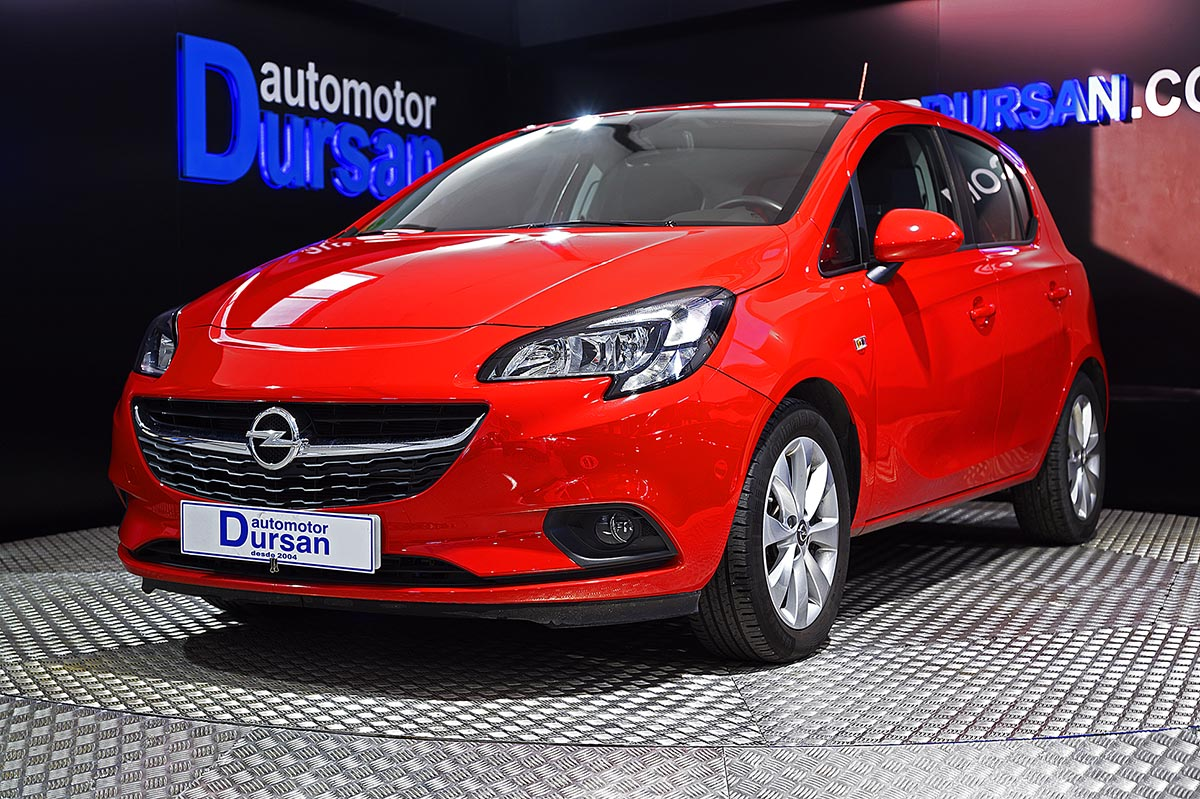 CORSA 1.4i *TURBO 100 CV* PANTALLA TACTIL*ECO* 0000006606