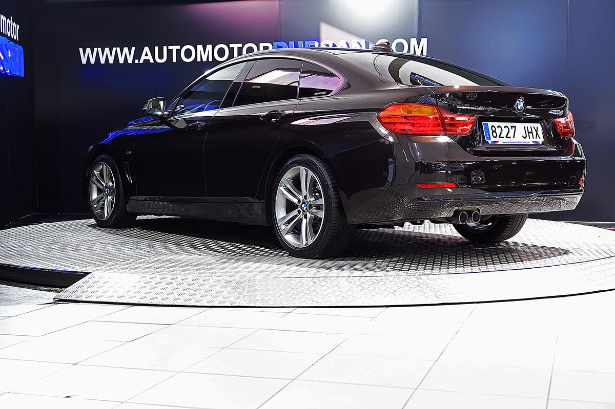 BMW Serie 4 420d Gran Coupe 0000006520