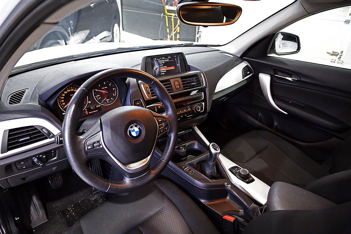 Coches de Segunda Mano BMW Serie 1 116d EfficientDynamics 0000006405