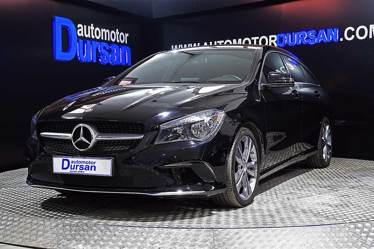CLA 180D SHOOTING BRAKE *NAVI*LED*AUTO*PARKING* 0000006774