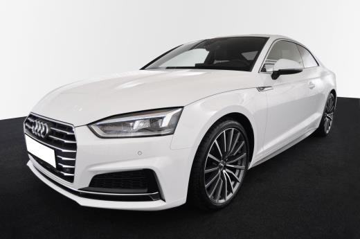 A5 Coupe 2.0-TFSI * Sport * S-tronic * S-Line-Plus *  LED 0000007514