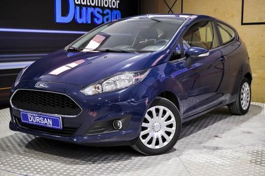 FIESTA 1.5TDCI *NAVI*BLUETOOTH*RADIO CD*AIRE*USB* 0000007877