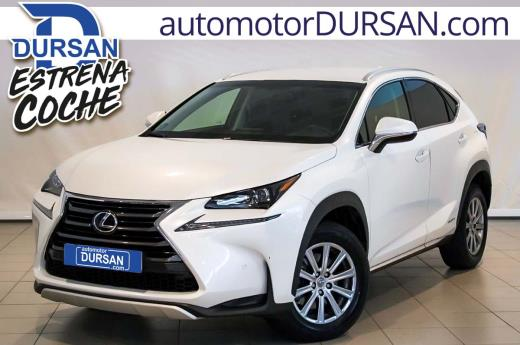 Lexus NX 300H Corporate + Navibox 0000008158