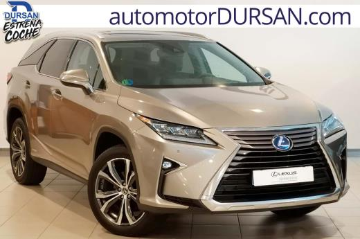 Lexus RX 450h L AL Executive Tecno 0000008137