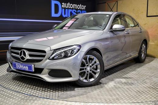 C220 BlueTEC *NAVI*LED*SENSORES*BLUETOOTH*TAPICERIA MIXTA* 0000007785