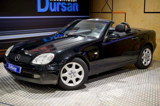 SLK 200 *CABRIO*ASIENTOS CALEFACTABLES*RADIO CD USB*BLUETOOTH* 0000007357