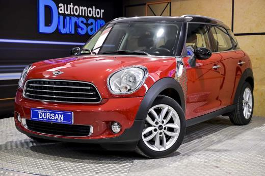 COOPER D COUNTRYMAN *START STOP*USB*AUX*LIBRO* 0000008168