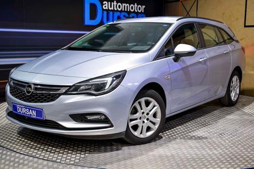 ASTRA 1.6CDTI SW *LLANTAS 16*APPLE CARPLAY*ANDROID AUTO*AIRE*ISOFIX* 0000007565