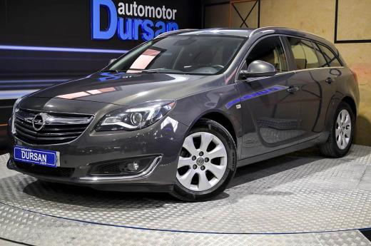 INSIGNIA ST 1.6CDTI *SENSORES*APPLE*MODO ECO*BLUETOOTH* 0000007919