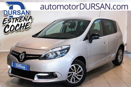 Renault Megane Scenic Life Energy TCe 85kW (115CV) 0000008144
