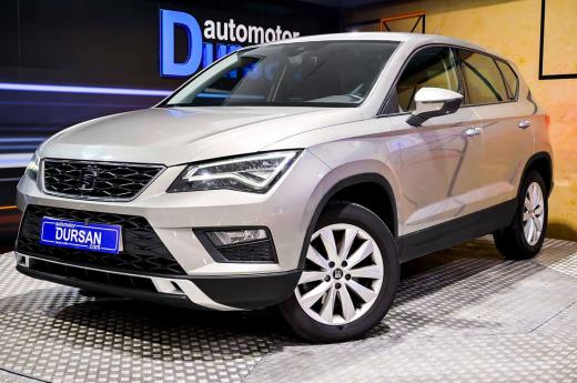 ATECA 2.0TDI 4DRIVE *NAVI*BLUETOOTH*APPLE CARPLAY*ANDROID AUTO* 0000007727
