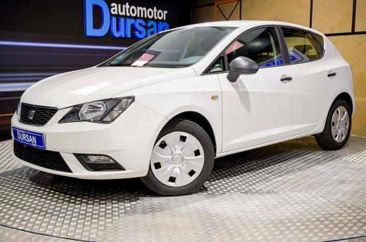 IBIZA 1.6TDI *TACTIL*AIRE*BLUETOOTH*ISOFIX*START STOP* 0000007585