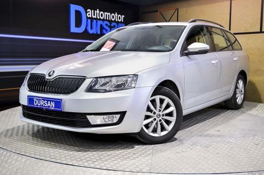 OCTAVIA COMBI 1.6TDI *NAVI*APPLE*ANDROID*BLUETOOTH*START STOP* 0000008201
