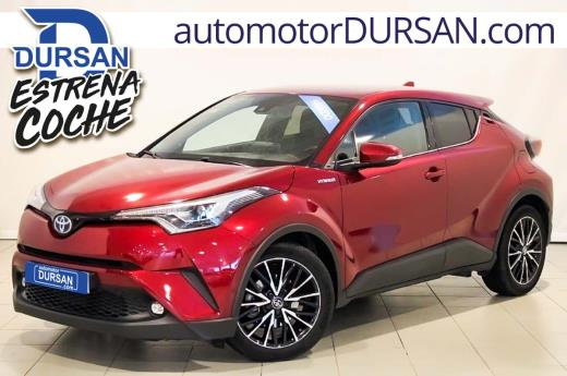 Toyota C-HR 125h Advance Plus     0000008159