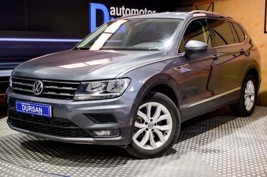 TIGUAN ALLSPACE 2.0TDI *7 PLAZA*NAVI*SENSORES*APPLE CARPLAY*ANDROID AUTO* 0000007551