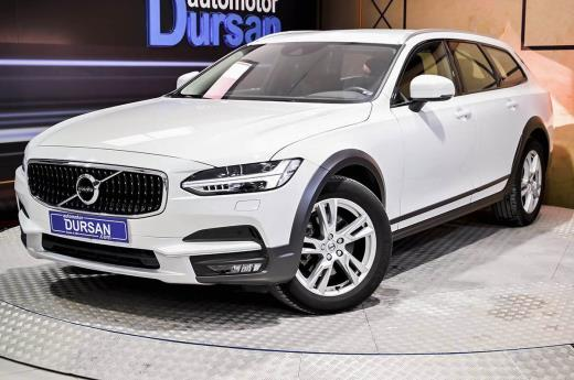 V90 CROSS COUNTRY D4 4WD *4X4*AUTO*NAVI*SENSORES*CUERO*ANDROID*APPLE*LED* 0000007883