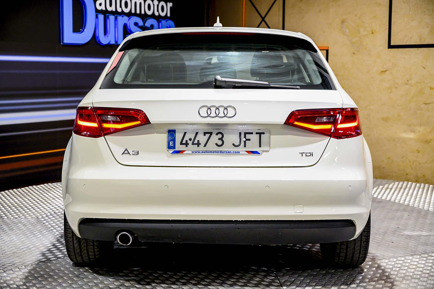 Coches de Segunda Mano Audi A3 Sportback 1.6 TDI clean d 110CV Advanced 0000005984
