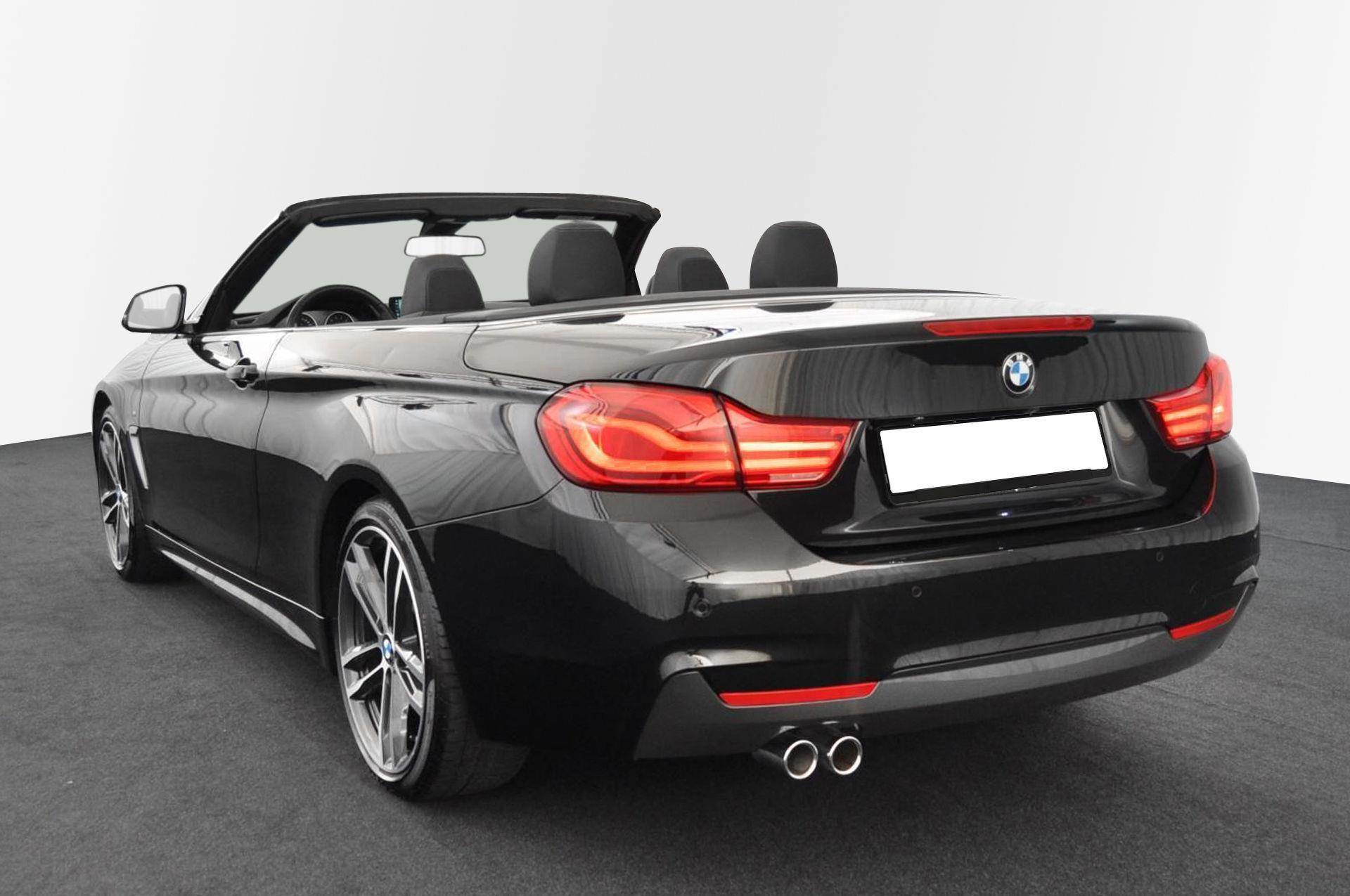 Coches de Segunda Mano BMW 420iA Cabrio M-Sport LED/NAVI/H-UP/D-ASS/LHZ/19 0000007341