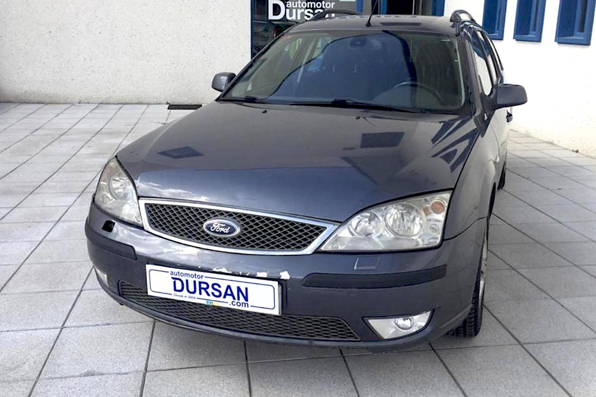 Ford Mondeo 2.0 TDCi Trend 0000006824