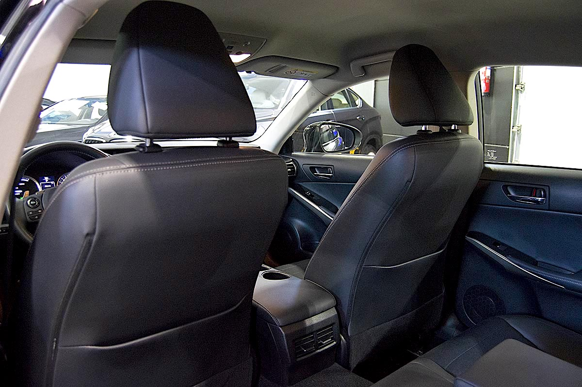 Coches de Segunda Mano Lexus IS 300h Executive Tecno + Navibox 0000005965