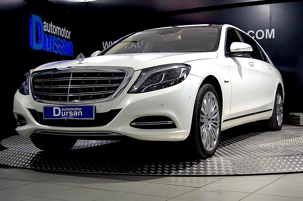 S 500 4MATIC MAYBACH *4MATIC *TECHO PANORÁMICO *AUTOMÁTICO 0000006820