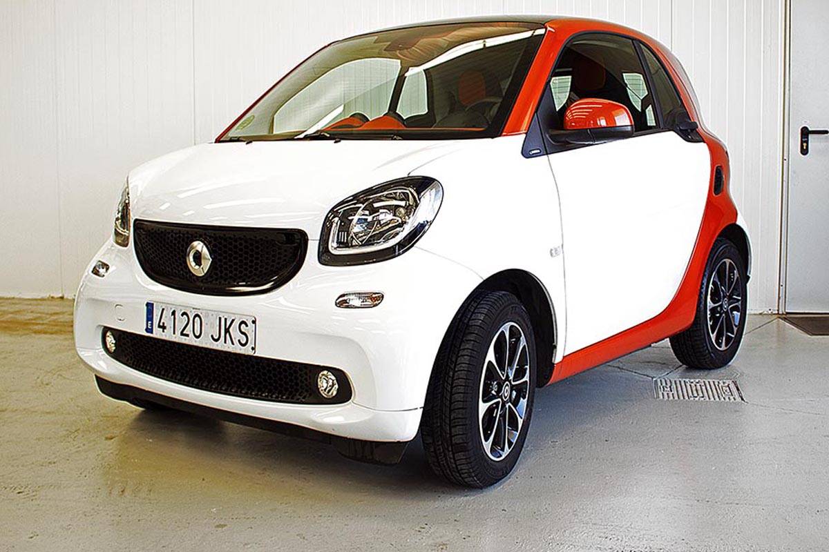 SMART Fortwo *TECHO*BLUETOOTH*START STOP* 0000006872