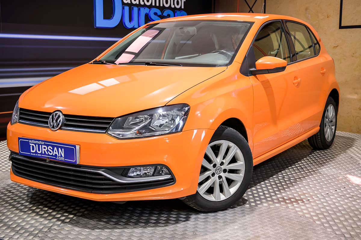 POLO 1.4TDI *START STOP*BLUETOOTH MUSIC*USB*TACTIL* 0000007186